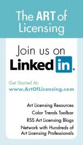 Art Licensing group on LinkedIn - ArtOfLicenisng.com