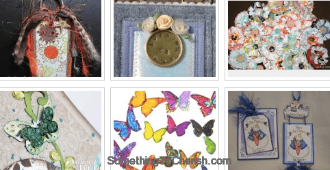 Designer Craft Blog Hop 1st Mon Every Month
