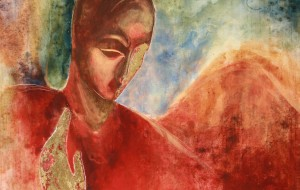 Visitation by artist anne emmons