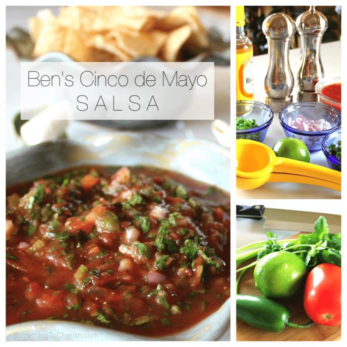 Ben's Cinco de Mayo Salsa