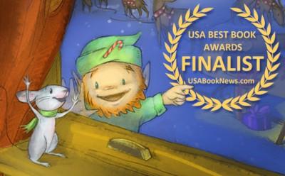 USA Best Book Finalist
